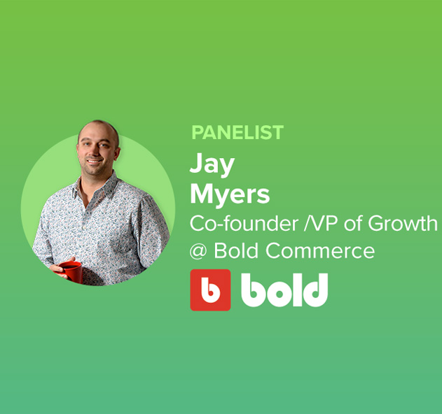 Jay Myers Co-Founder and VP of Growth with Bold