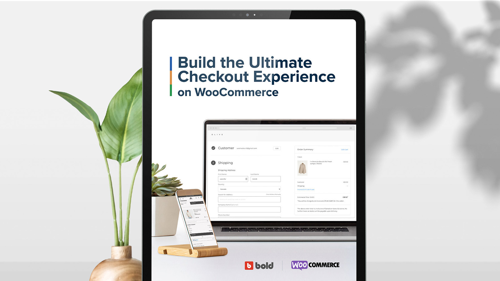 Build The Ultimate Checkout Experience on WooCommerce