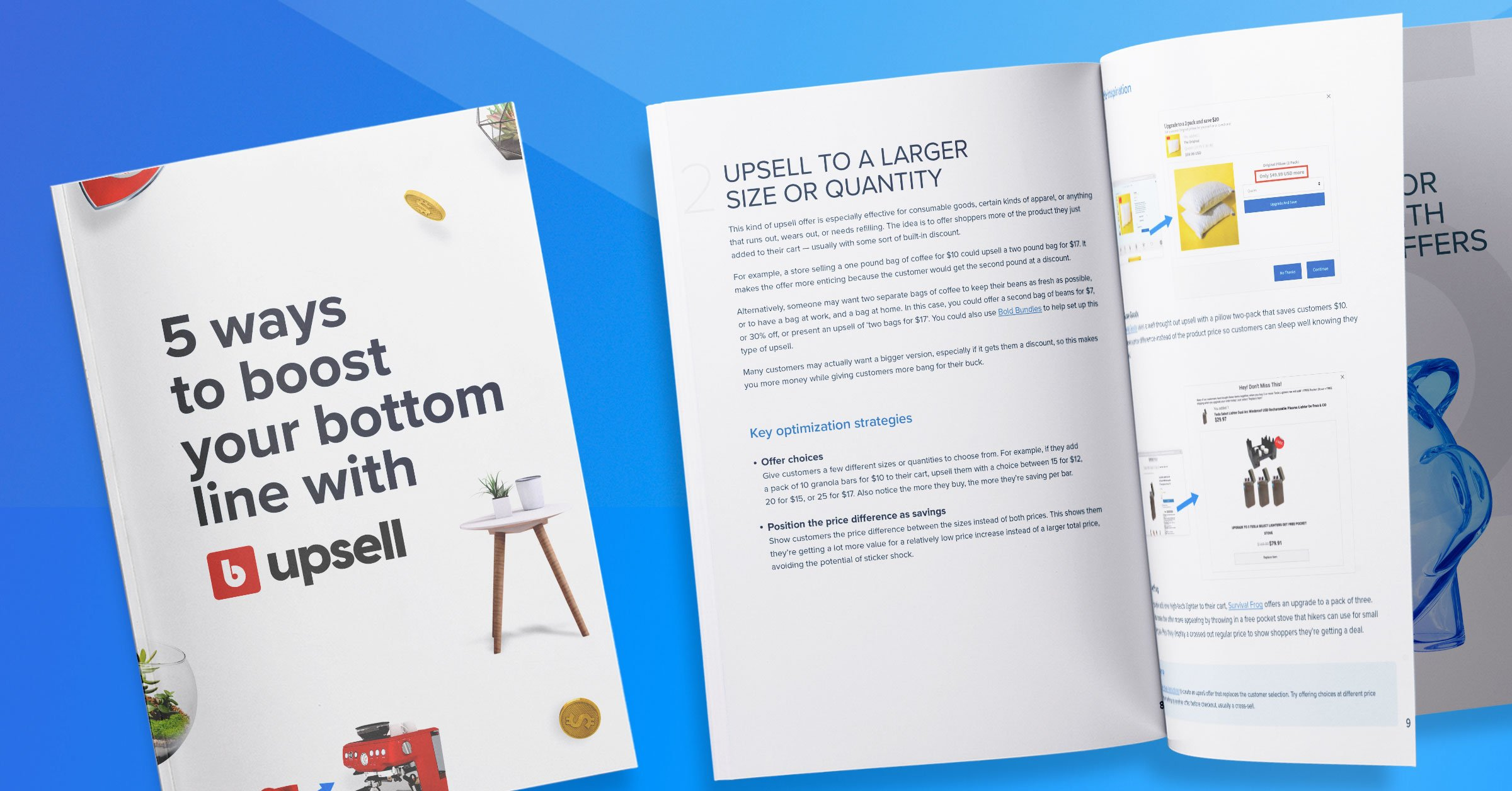 5 ways to boost your bottom line with Bold Upsell